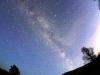 テレルジの星空