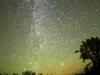 テレルジの星空 (約5分露光)