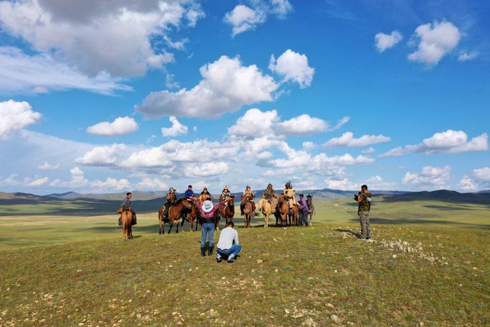 2019年騎馬隊ツアー