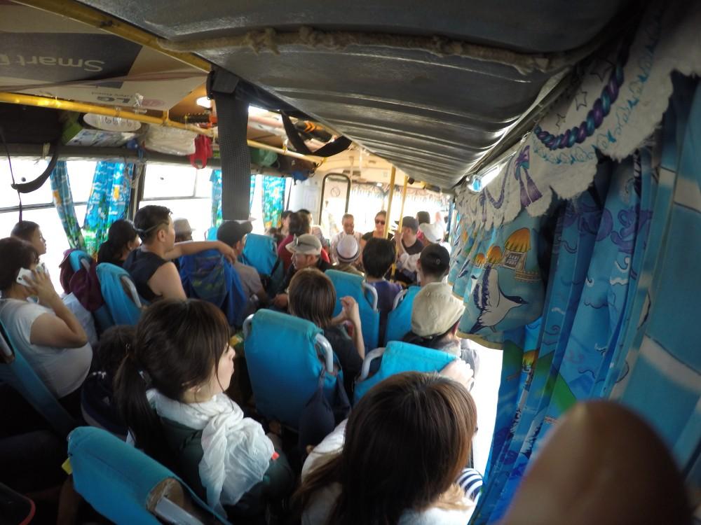 ホブドへ1泊2日長距離バスの旅