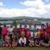乗馬と旅の出会いとフブスグル湖
