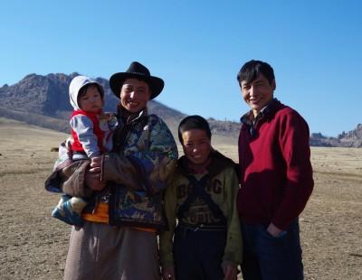 モンゴル人