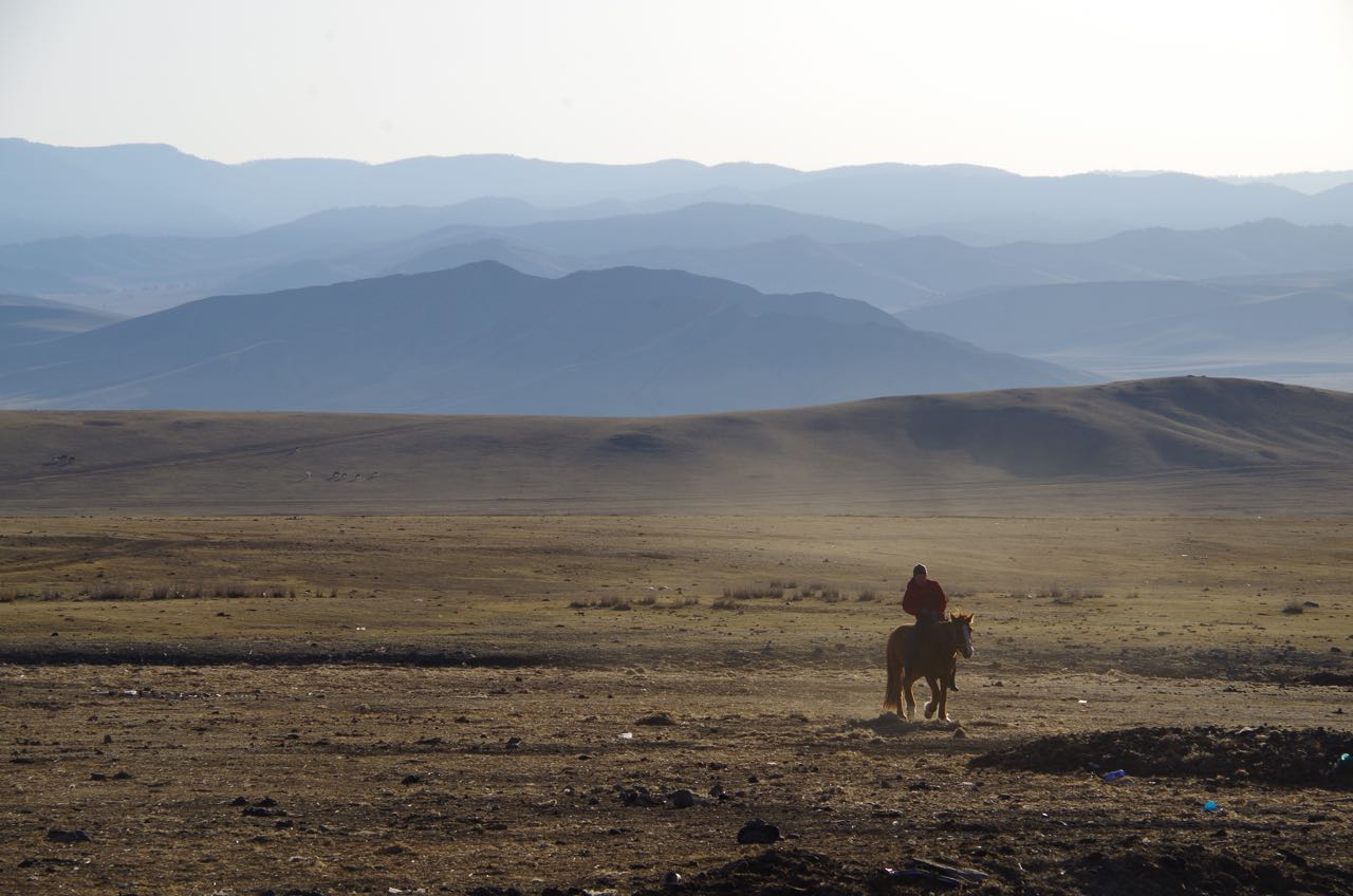 why mongolia?