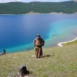 世界で2番目に透明な湖。フブスグル湖