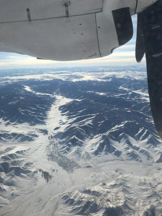 自然に生かされているモンゴル