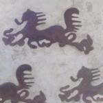 モンゴルのデザイン1