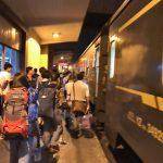 モンゴルと中国の鉄道の細かなちがい